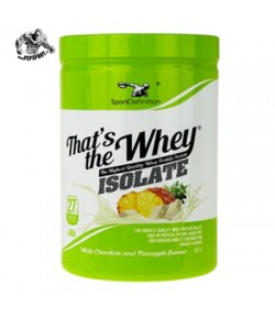 SPORT DEFINITION - Thats The Whey Isolate - 600g