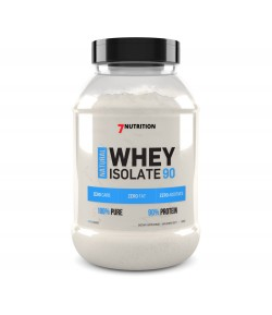 7NUTRITION NATURAL WHEY ISOLATE 90 2kg IZOLAT WPI