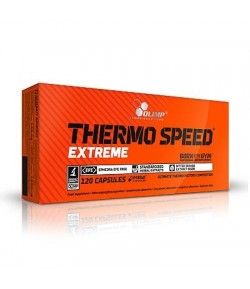 OLIMP THERMO SPEED EXTREME 120KAP SPALACZ