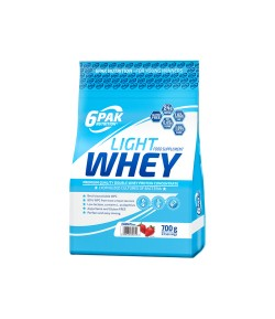 6PAK Nutrition LIGHT WHEY - 700g BIAŁKO