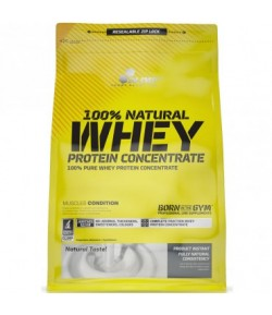 OLIMP 100% Natural Whey Protein Concentrate 700g BIAŁKO