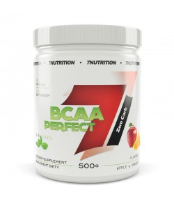 7NUTRITION BCAA PERFECT 500G STEVIA