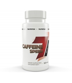 7NUTRITION Caffeine Speed 120caps KOFEINA 200mg