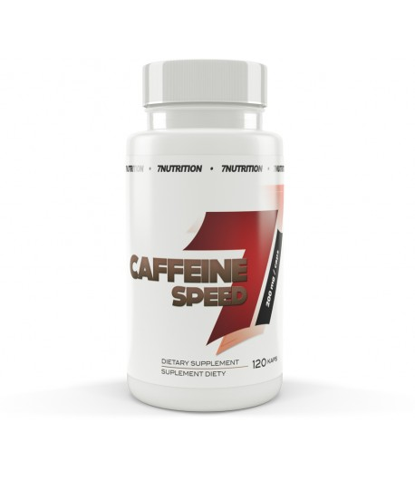 7NUTRITION Caffeine Speed 120caps