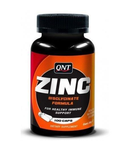 QNT CHELATED ZINC 100 TAB CYNK