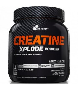 OLIMP CREATINE XPLODE 500G + SHAKER 500ml