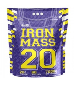 IRON HORSE SERIES IHS IRON MASS 20 7KG GAINER