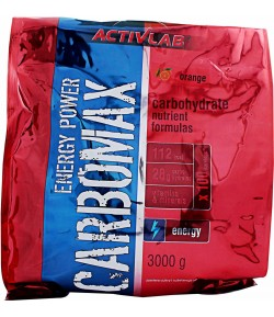 ACTIVLAB Carbomax Energy Power PROMO 3kg CARBO max + shaker