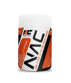 MUSCLE CARE NAC - 90 TABS WATROBA