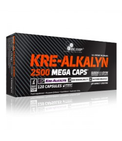 OLIMP KRE-ALKALYN 2500 MEGA CAPS 120KAP