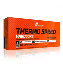 OLIMP THERMO SPEED HARDCORE 120 KAP SPALACZ
