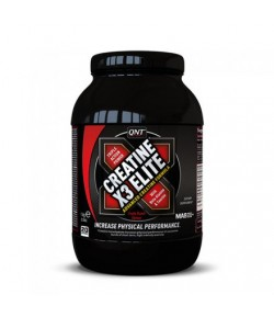 QNT Creatine X3 Elite 1kg + SHAKER 500ml
