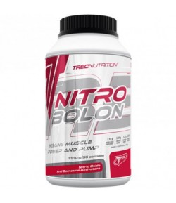 TREC NitroBolon II Limited Edition powder 1100g + SHAKER +PRÓBKA