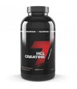 7NUTRITION HCL Creatine 350caps KREATYNA