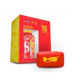 IRON HORSE IHS BURN SHAPE 2.0 120kap PILL BOX SPALACZ