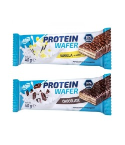 6PAK NUTRITION PROTEIN WAFER - 40G WAFEL