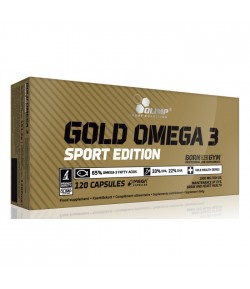 OLIMP GOLD OMEGA 3 120kap SPORT EDITION