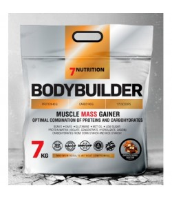 7NUTRITION BODYBUILDER - 7KG GAINER MASA