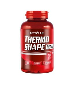 ACTIVLAB Thermo Shape Man - 120caps. SPALACZ BOOSTER
