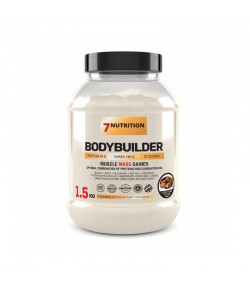 7NUTRITION BODYBUILDER - 1,5KG 1500g GAINER MASA