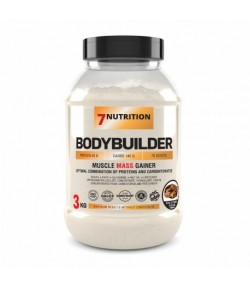 7NUTRITION BODYBUILDER - 3KG 3000g GAINER MASA