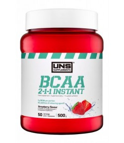 UNS BCAA INSTANT EXTREME 500g AMINOKWASY 2:1:1
