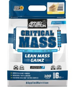 APPLIED CRITICAL MASS 6KG GAINER NA MASĘ