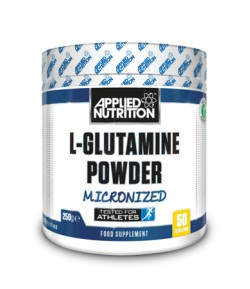 APPLIED NUTRITION L-GLUTAMINE MICRONIZED GLUTAMINA 250G PURE