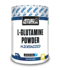 APPLIED NUTRITION L-GLUTAMINE MICRONIZED GLUTAMINA 500G PURE