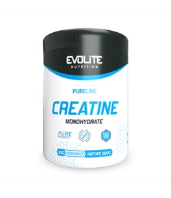 EVOLITE CREATINE MONOHYDRATE 500g PURE