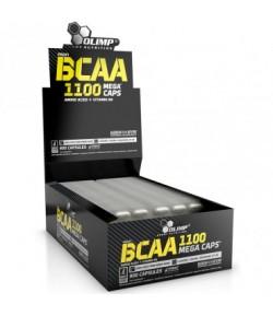 OLIMP BCAA 1100MG / MEGA CAPS 120 KAP BLISTRY