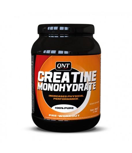 QNT CREATINE MONOHYDRATE 500 G + 300G GRATIS + PRÓBKA