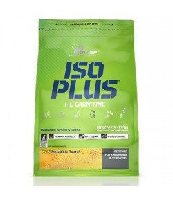 OLIMP ISO PLUS POWDER 1505G IZOTONIK WITAMINY