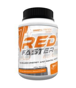 TREC Redfaster, 400 g ENERGIAA POBUDZENIE WITAMINY MINERAŁY