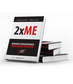 Książka 2XME– Minimum zaangażowania, maksimum efektów